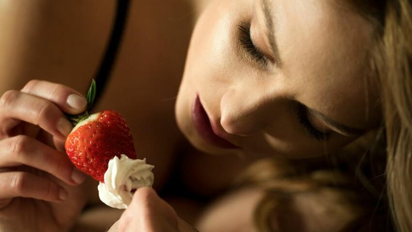 Histoire érotique: les fraises alla puttanesca