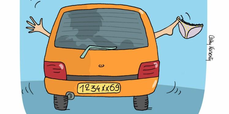 Kamasutra: 10 positions pour faire l'amour dans la voiture