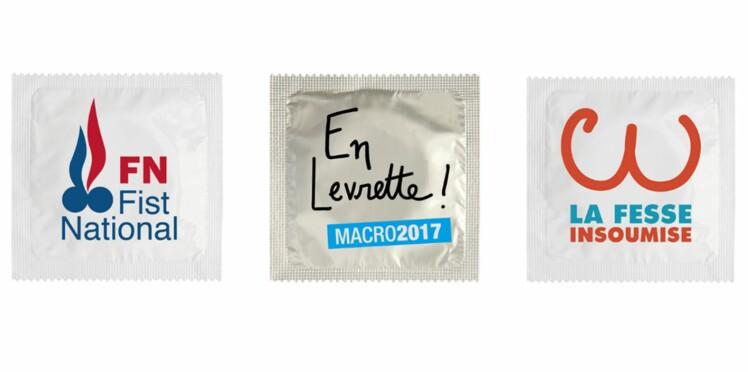 Présidentielle : pour quel préservatif allez-vous voter ?