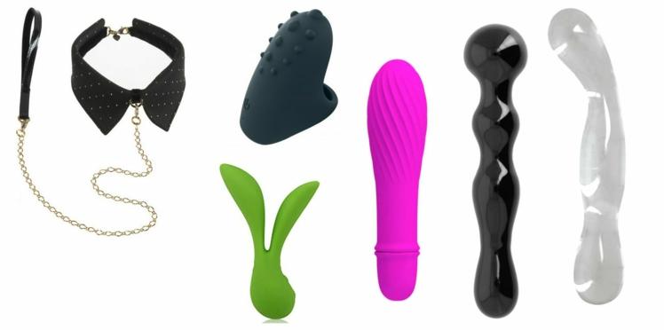 Sextoys, menottes... 15 accessoires sexy pour pimenter vos ébats
