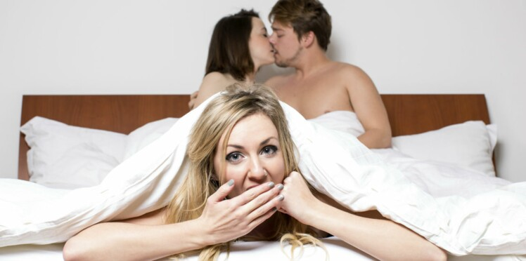 Réel maison trio sexe