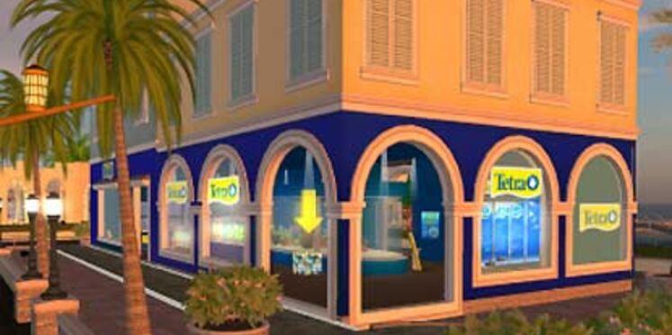 Concert géant pour aquarium virtuel
