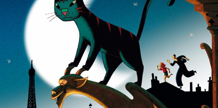 Le film Une vie de chat nommé pour les Oscars 2012