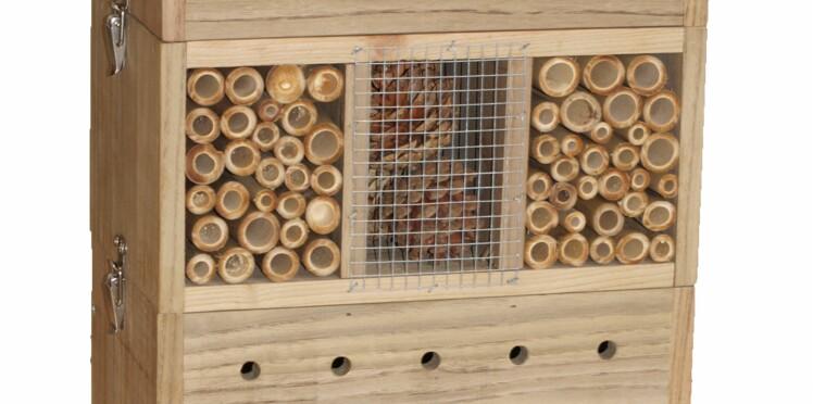 Hôtel de luxe pour insectes