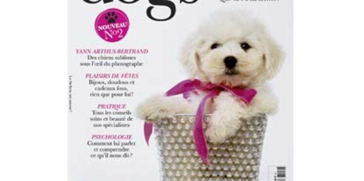 Le numéro 2 de Dogs est en vente