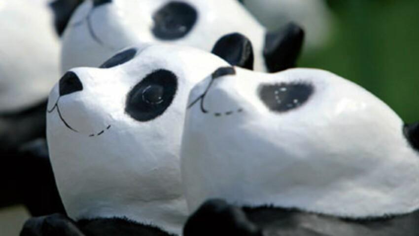 1 600 pandas installés à Boulogne