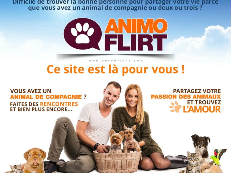 Site Fran ais de rencontres pour animaux 100 gratuit