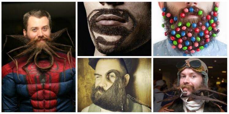 Top 15 des barbes les plus extravagantes du Net