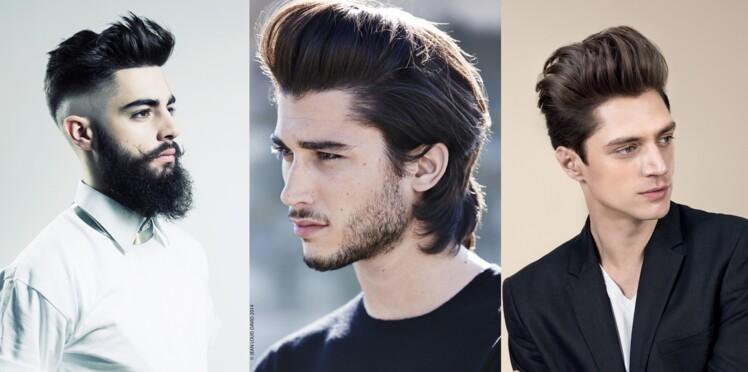 Coupes de cheveux hommes : les tendances de la saison