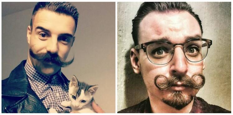 Moustache : les plus beaux modèles pour Movember