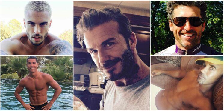 Hommes : les 10 belles gueules sexy de l'été