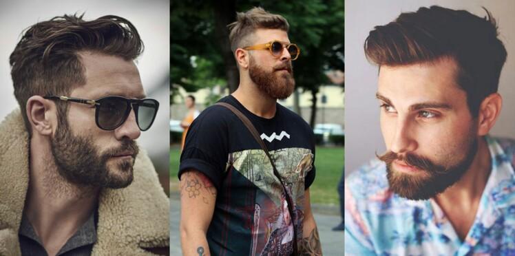 Hommes, à eux la jolie barbe