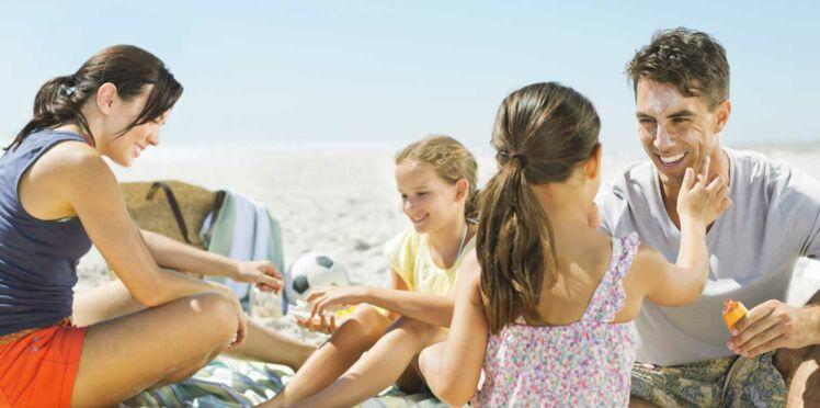 Soleil : la protection parfaite pour des vacances en famille