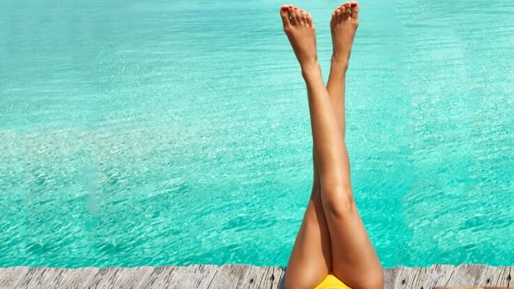 Autobronzant : l'appliquer sur les jambes, c'est facile ! (vidéo)