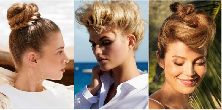 10 coiffures anti coup de chaud pour cet été