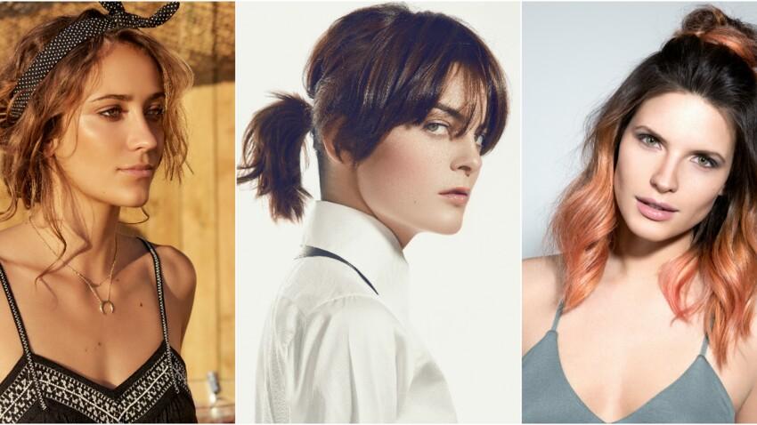10 idées coiffure pour gagner du temps le matin