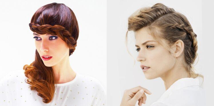 10 idées coiffures pour porter la tresse cet été
