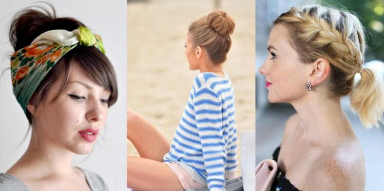 Coup de chaud : 14 coiffures pour rester au top même en plein soleil