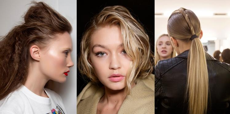35 idées de coiffures pour cheveux longs