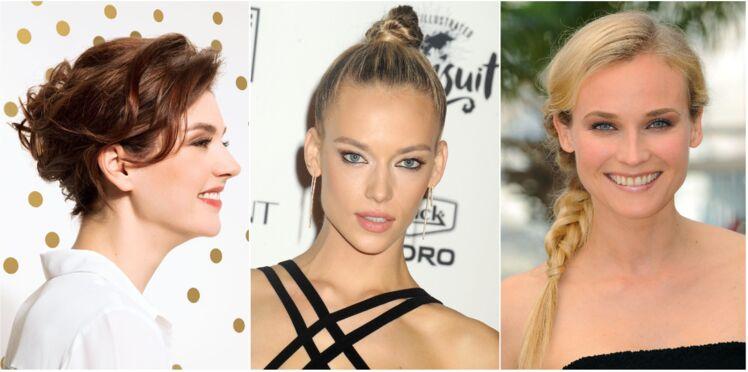 20 idées de coiffures quand on a les cheveux abîmés