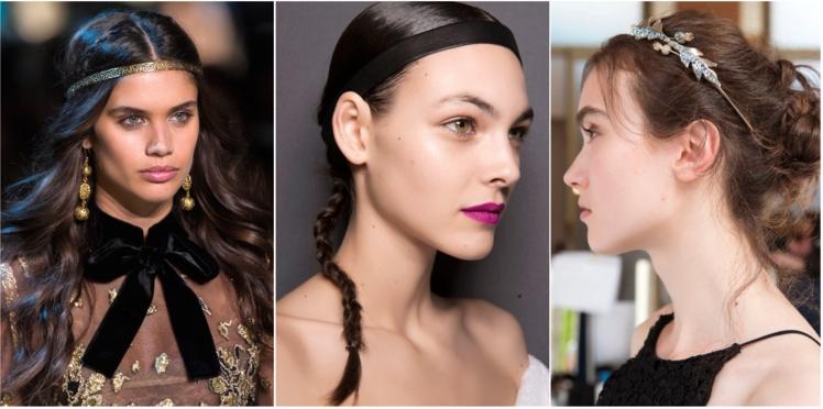 3 coiffures faciles à réaliser avec un headband