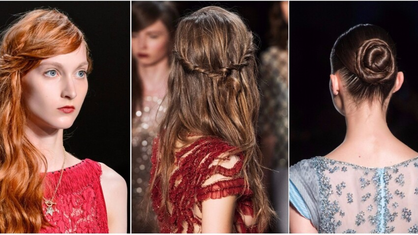 3 coiffures torsadées faciles à réaliser