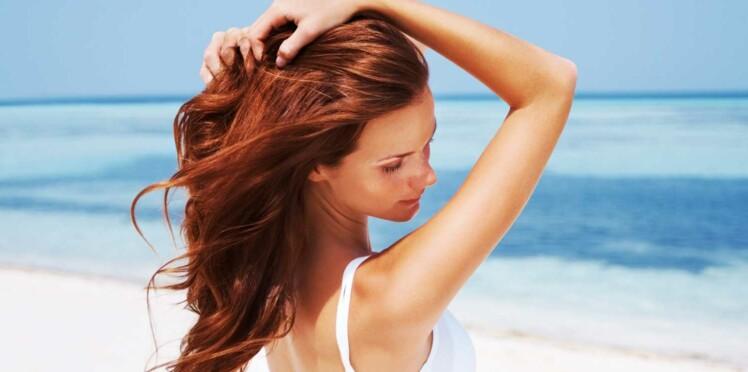 plus gros rabais sans précédent prix de détail 5 astuces pour protéger ses cheveux du soleil : Femme ...