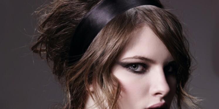 5 accessoires,  5 idées de coiffure