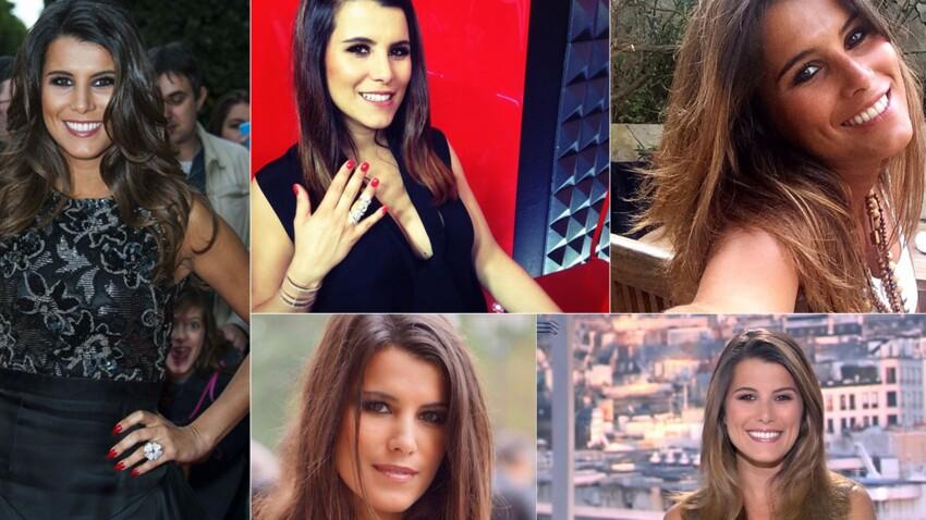 Karine Ferri, adoptez son look beauté en trois étapes
