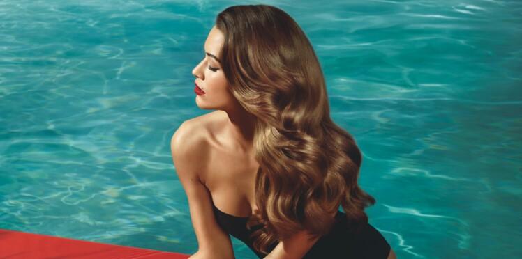 Des cheveux au top à la plage