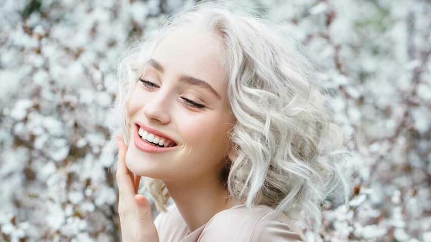 Blond polaire : une couleur à essayer