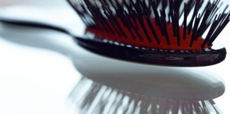 Cheveux : la technique du brossage