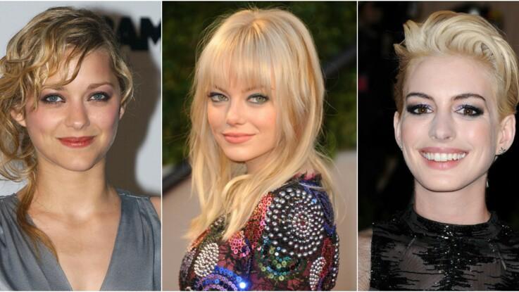 Coloration : ces stars qui ont osé le blond