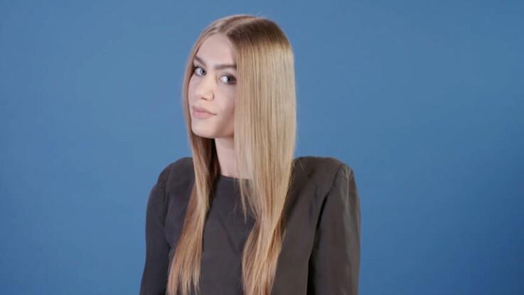 Tutoriel coiffure : des cheveux brillants (vidéo)