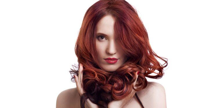 Cheveux roux cuivré : j'ose