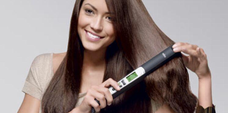 Coiffure : apprendre à se lisser les cheveux