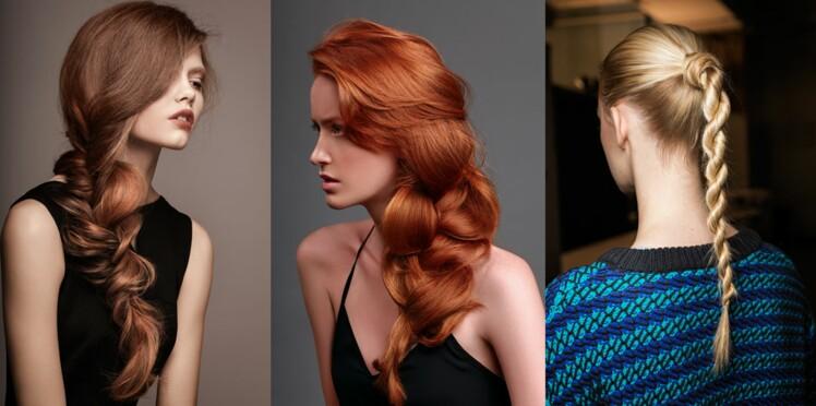 Tendance coiffure : 3 tresses originales à oser