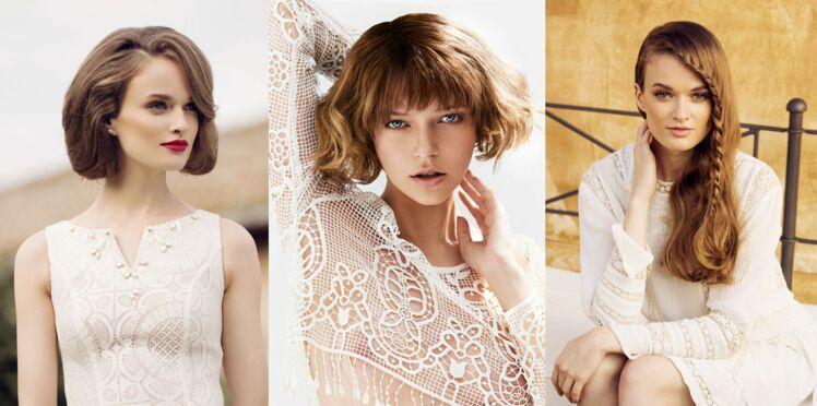 8 idées de coiffures en attendant la repousse