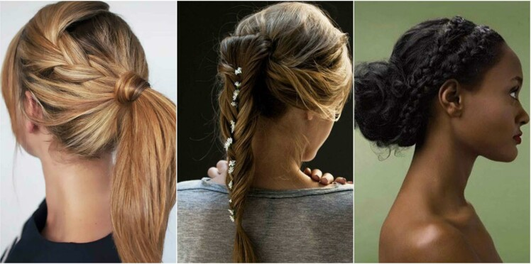 Jolie nuque : 30 coiffures repérées sur les réseaux sociaux
