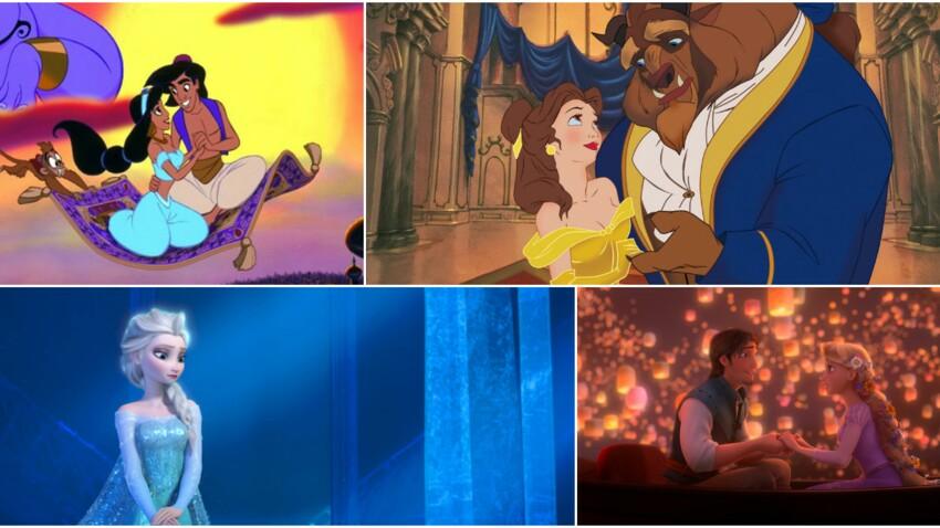 10 coiffures de princesses Disney à oser en soirée
