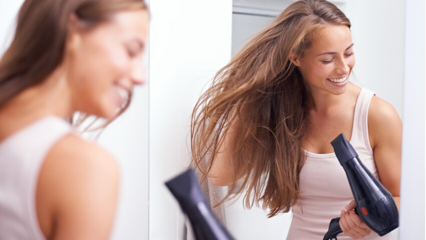 Comment bien sécher ses cheveux ?