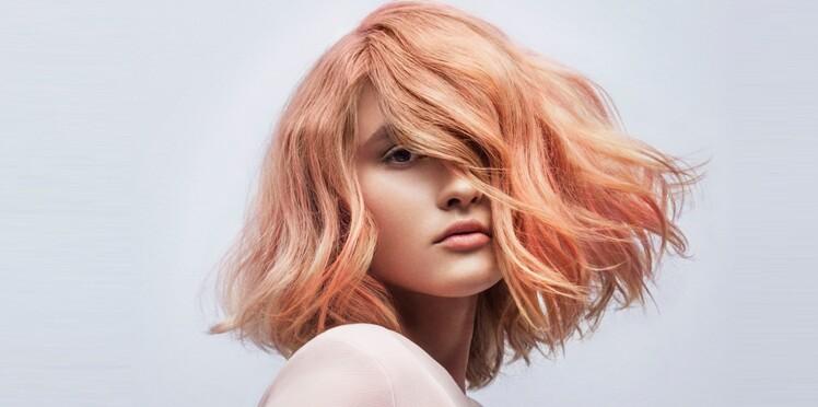 Couleur blond fraise, tout sur cette tendance