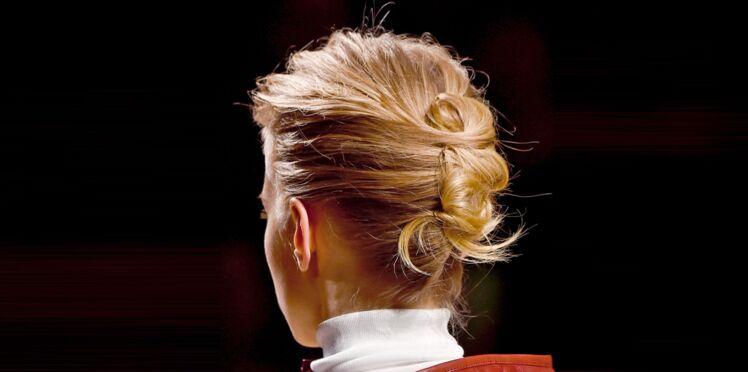 Défi coiffure des lectrices : le chignon banane