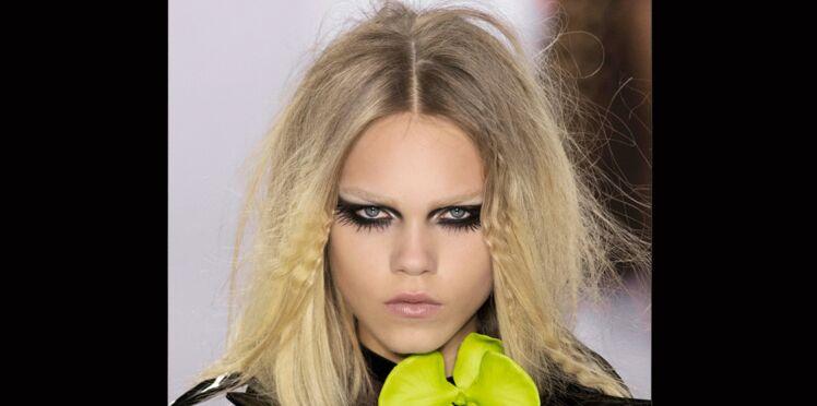 Défi coiffure des lectrices : les mèches gaufrées