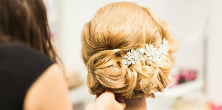 5 erreurs à éviter pour votre coiffure de mariage