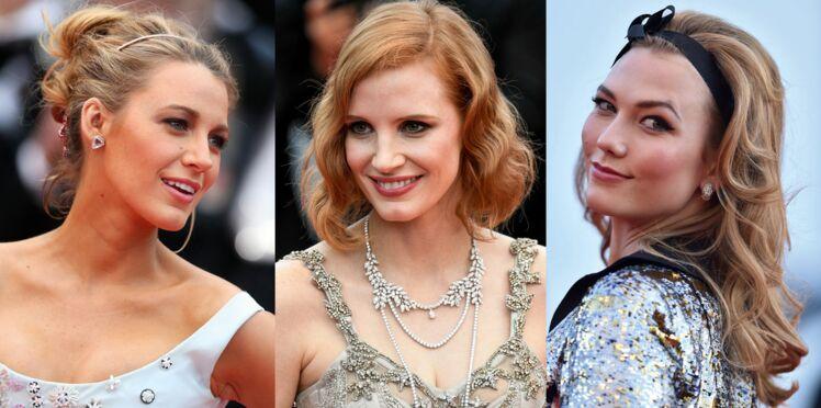 Cannes 2017 : Réalisez facilement les plus belles coiffures du Festival