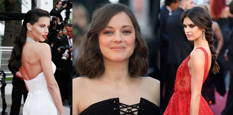 Festival de Cannes 2017 : les plus belles coiffures des stars