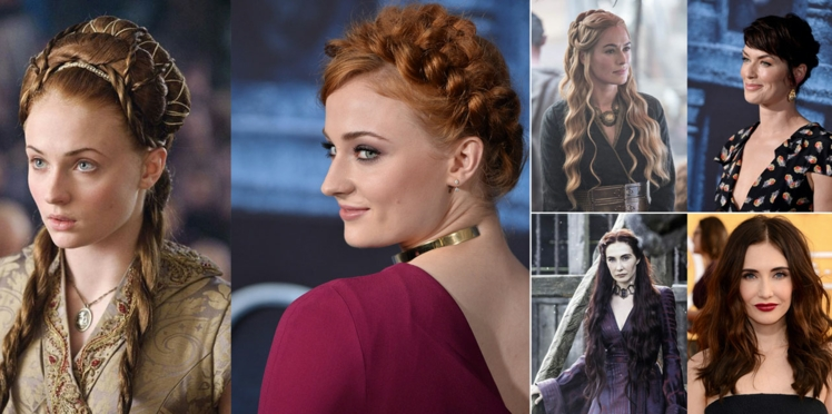 Game of Thrones : les coiffures des actrices