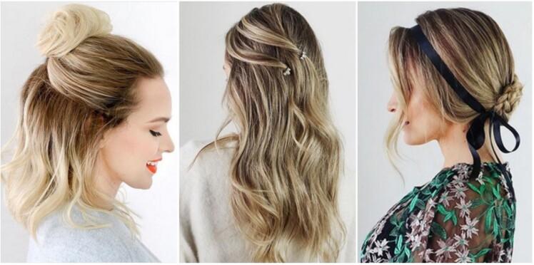 3 coiffures rapides pour être époustouflante pour la Saint Valentin