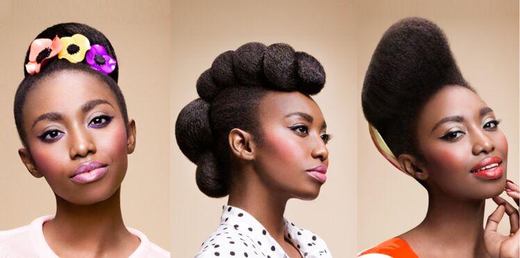 Cheveux ethniques : nos idées de coiffures chics
